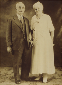 Alice and Harry Manley