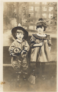 Otis and Louise around 1919